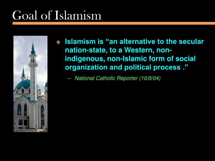 Goal of Islamism