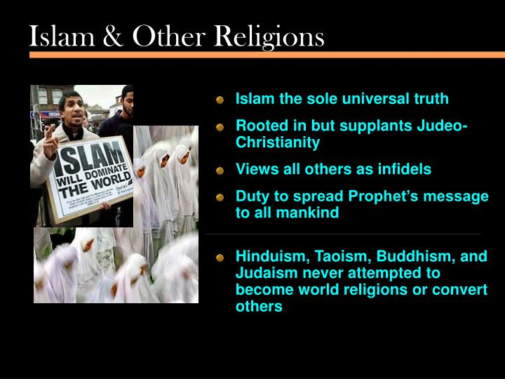 Islam & Other Religions