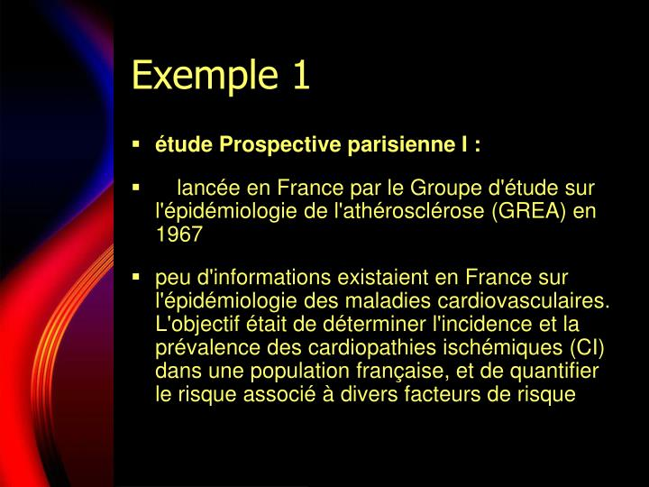 Exemple 1