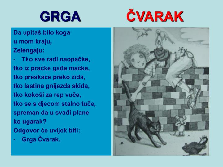 grga čvarak ratko zvrko download