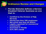ordinance review and changes1