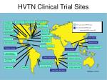 hvtn clinical trial sites