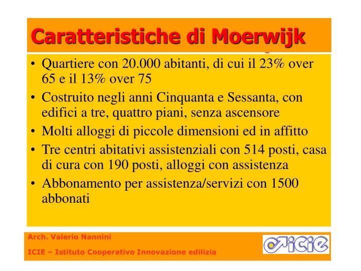 Caratteristiche di Moerwijk