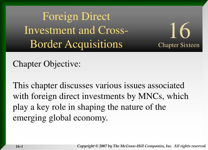 foreign direct investment by cemex management focus Internalization theory best explains cemex's fdi because cemex entered into many countries and bought domestic cement businesses instead of licensing cemex has a great system and needs to protect it from competitors what value does cemex bring to a host economy can you see.