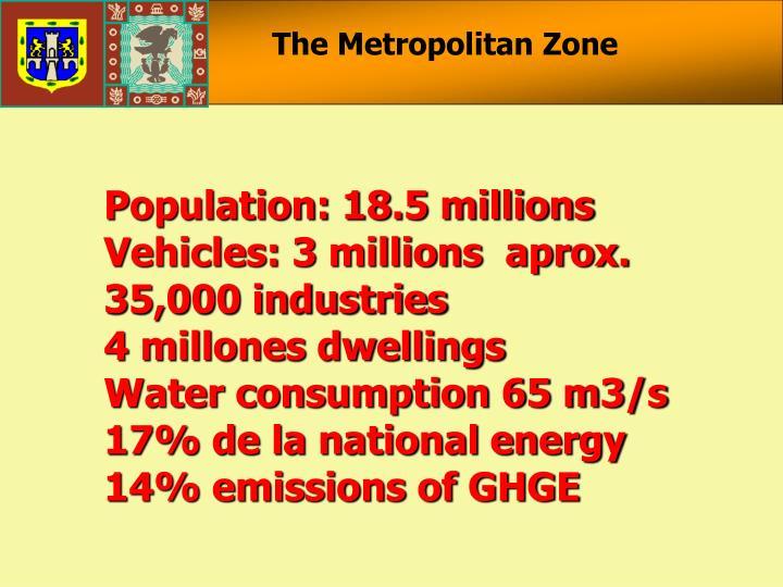 The Metropolitan Zone