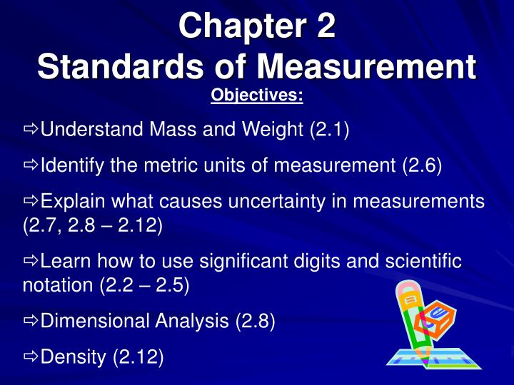 an introduction to the standards of measurement fundamental units Title the international system of units methods of measurement, work on standards and units and units based on fundamental constants 123.