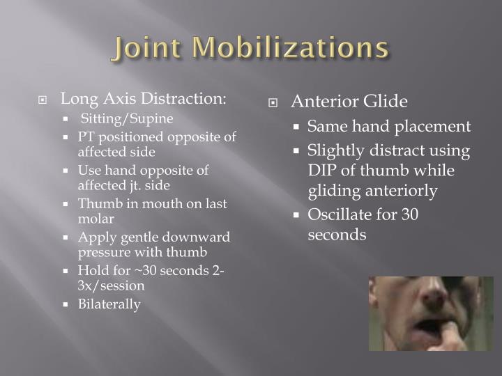Long Axis Distraction: