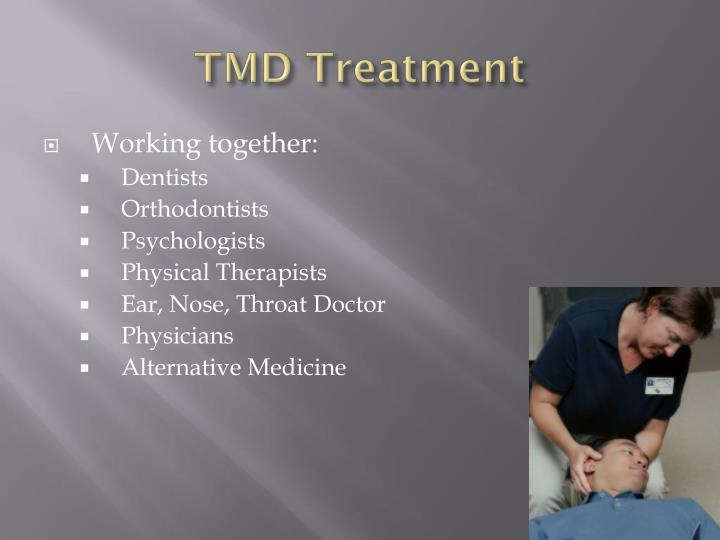 TMD Treatment