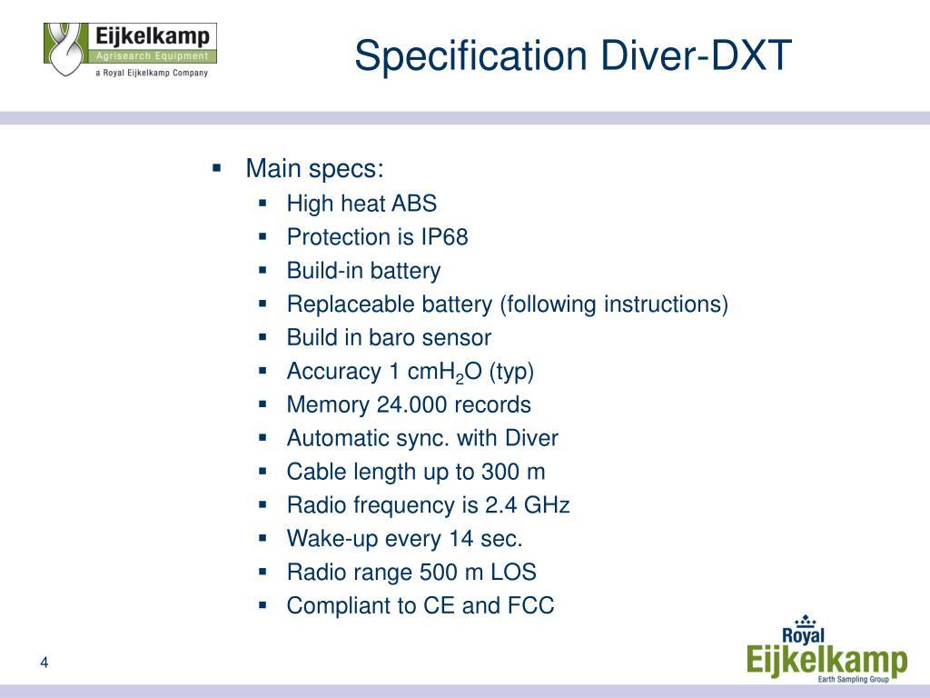 PPT - Diver-NETZ - Mobile PowerPoint Presentation - ID:3621971