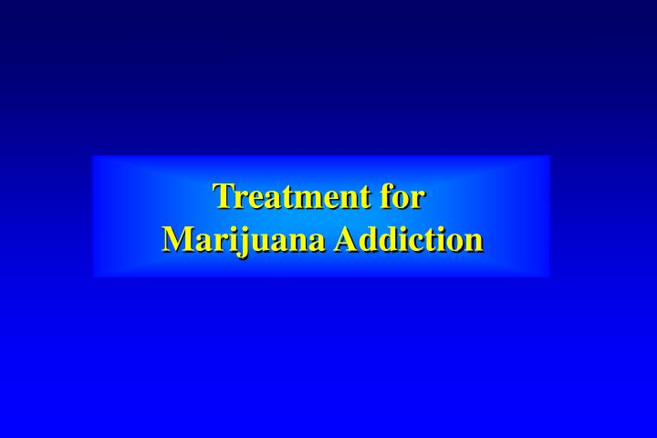 Treatment for