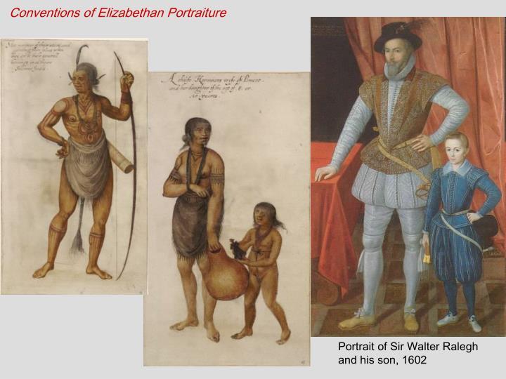 Conventions of Elizabethan Portraiture
