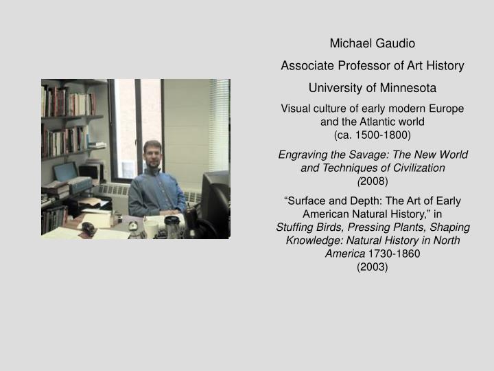 Michael Gaudio