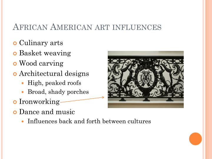 African American art influences