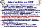 networks grids and henp