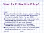 vision for eu maritime policy 3