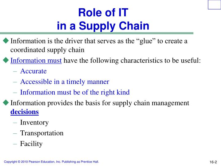 Supply chain management ppt download.