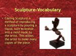sculpture vocabulary3
