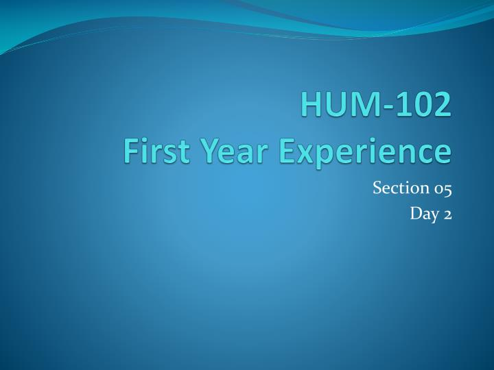 hum 102 week 1 Hum 102 uop course tutorial / uoptutorial hum 102 20th-century genius award paper for more course tutorials visit wwwuoptutorialcom 20th-century genius award paper and presentation (due week four) prepare a 1400 – 1750 word paper nominating a 20th-century figure whose work/artistic contributions can be classified in both the age save paper 2 page.