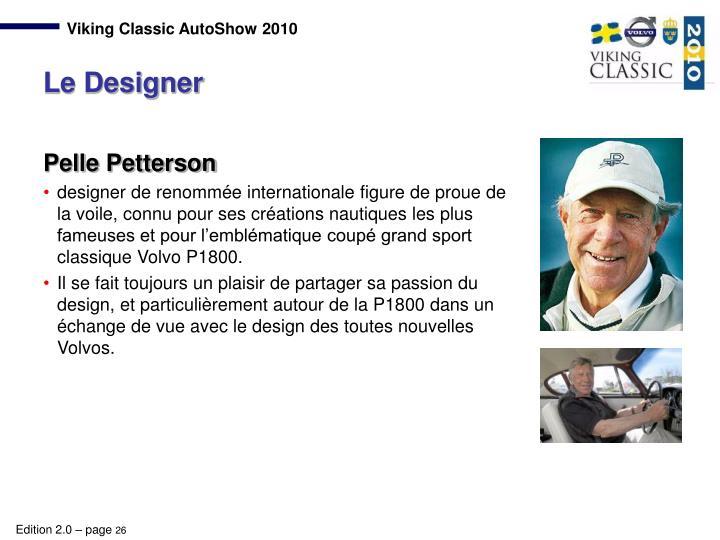 Pelle Petterson