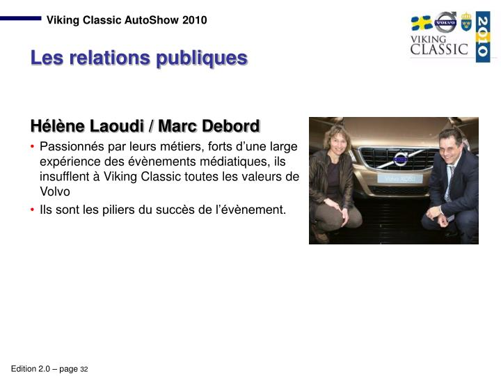 Hélène Laoudi / Marc Debord