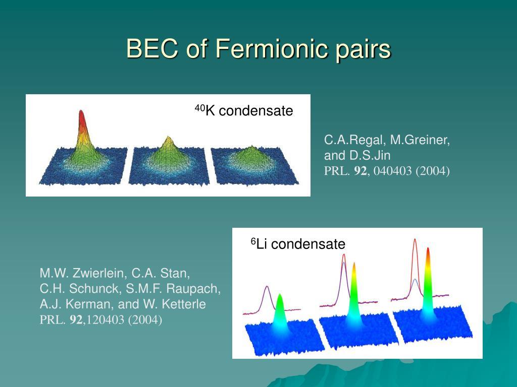 PPT - Ultracold Fermi gas near Feshbach resonance with ...
