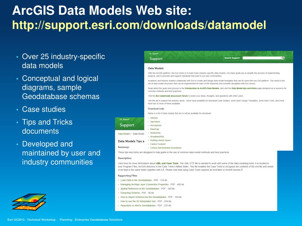 PPT - Planning: Enterprise Geodatabase Solutions PowerPoint