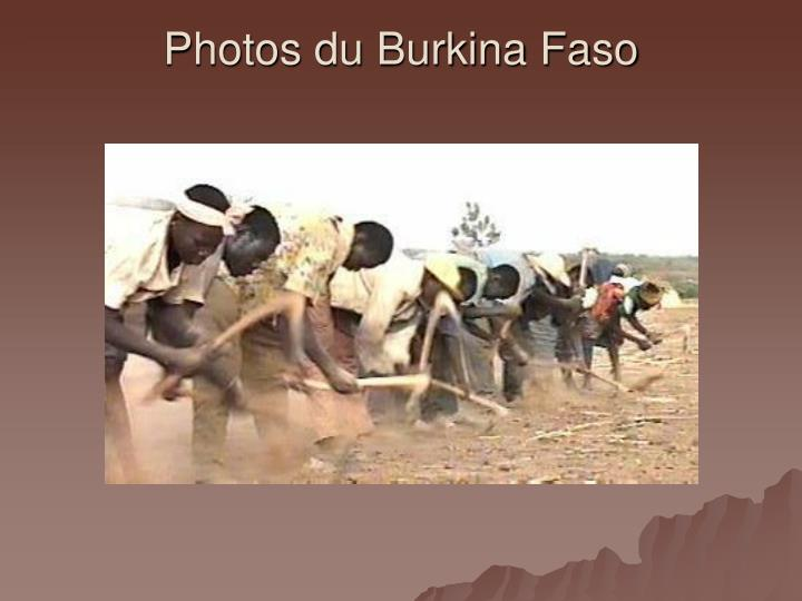 Photos du Burkina Faso