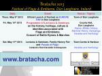 bratacha 2013 festival of flags emblems d n laoghaire ireland