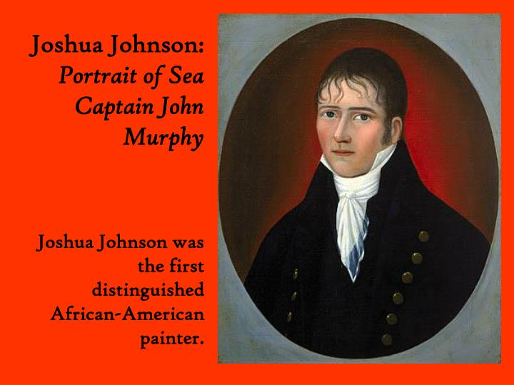 Joshua Johnson: