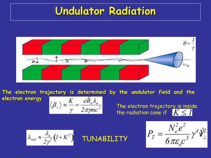 Undulator Radiation