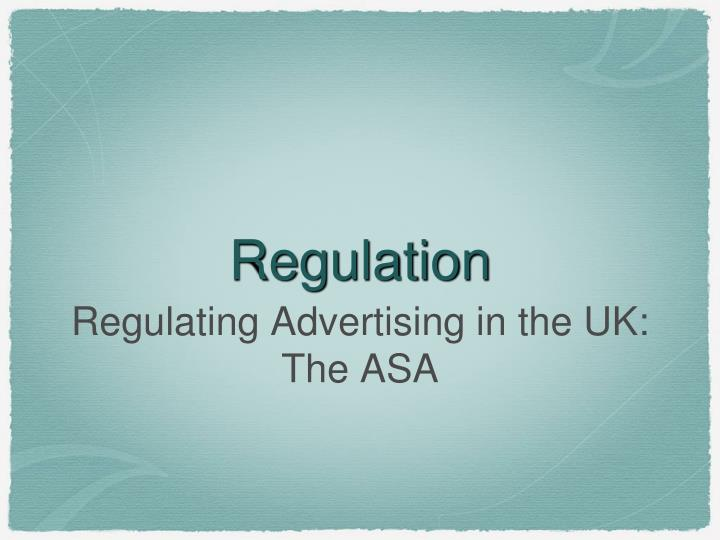 regulation n.