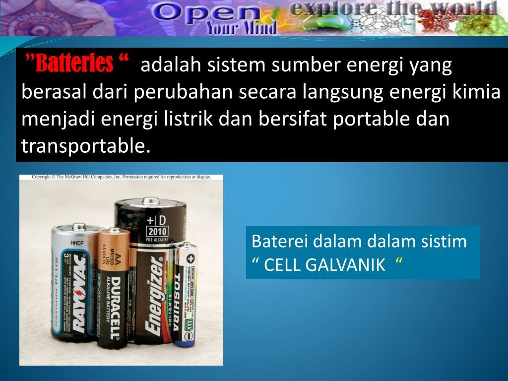 Ppt Beberapa Macam Sumber Energi Energi Fosil Energi