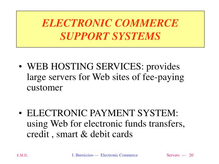 WEB HOSTING SERVICES: