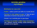 activit s a robies privil gier