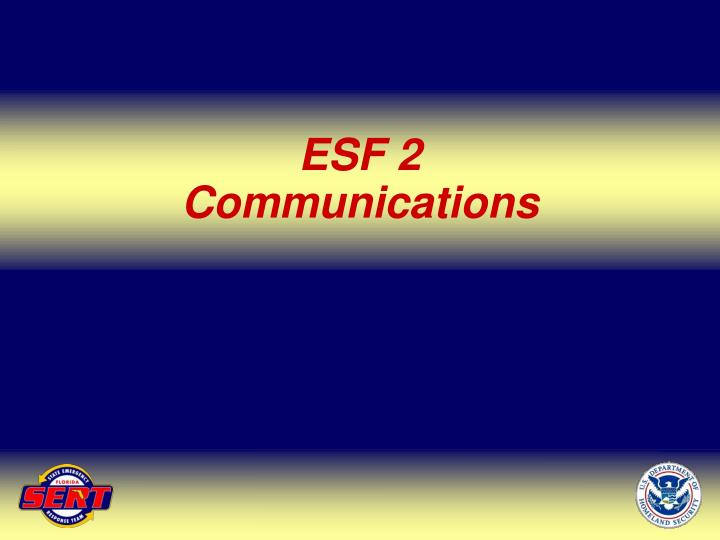ESF 2