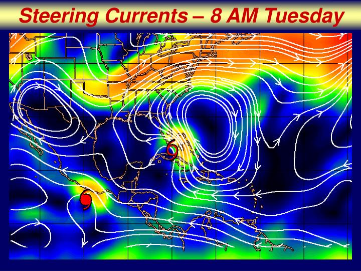 Steering Currents – 8 AM Tuesday