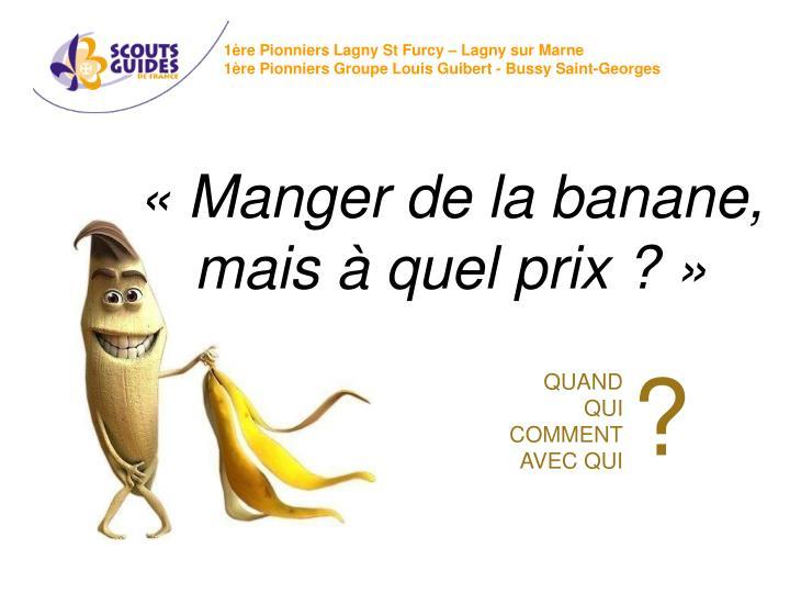 1ère Pionniers Lagny St Furcy – Lagny sur Marne