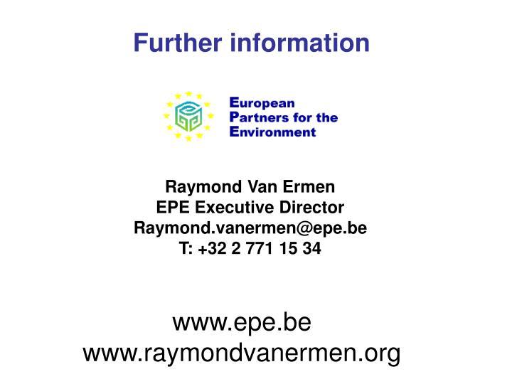 Raymond Van Ermen