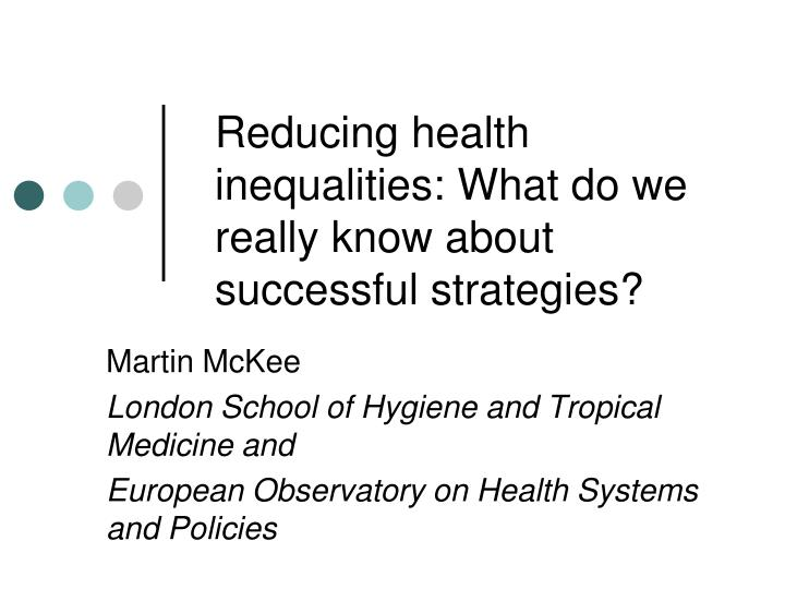 socio economic inequalities health Research article open access migrant integration policies and health inequalities in europe margherita giannoni1,2, luisa franzini3 and giuliano masiero1,4 abstract background: research on socio-economic determinants of migrant health inequalities has produced a large body.