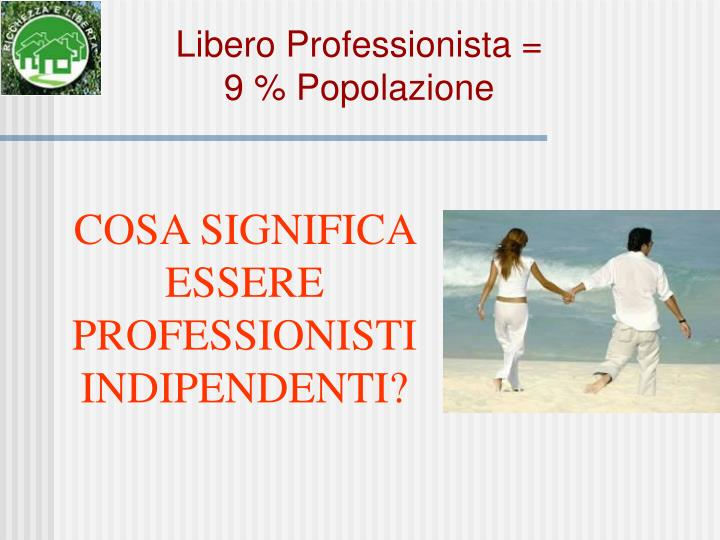 Libero Professionista =