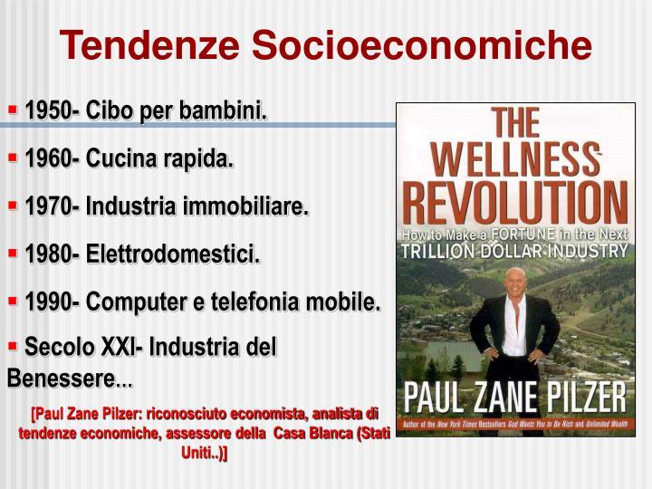 Tendenze Socioeconomiche