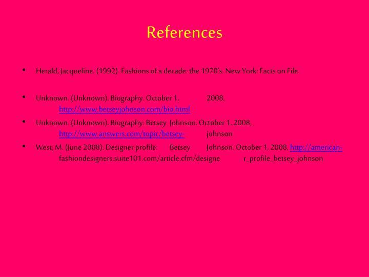 Ppt Betsey Johnson Powerpoint Presentation Id 3639748