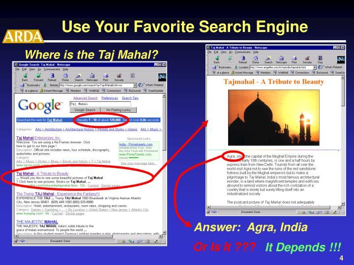 Answer:  Agra, India