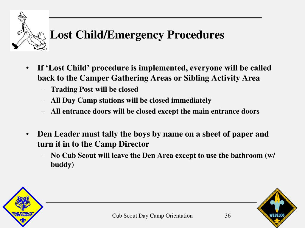 PPT - Cub Scout Day Camp 2013 Adult Volunteer Orientation PowerPoint
