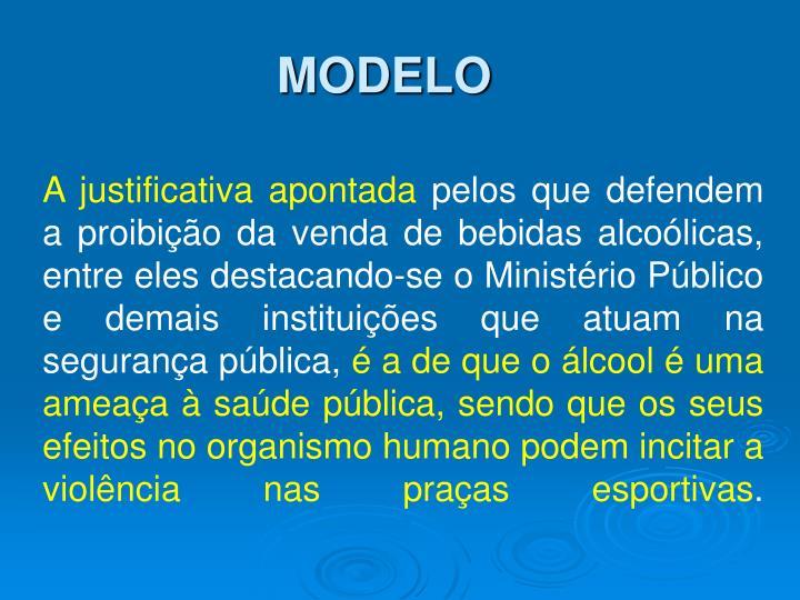 MODELO