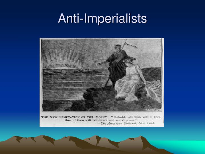 Anti-Imperialists