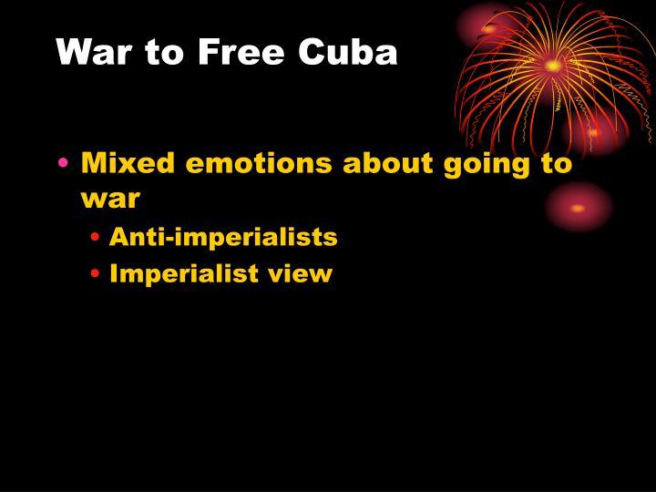 War to Free Cuba