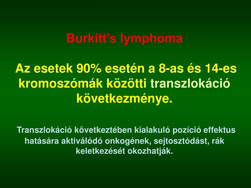 családi rák szindróma ppt