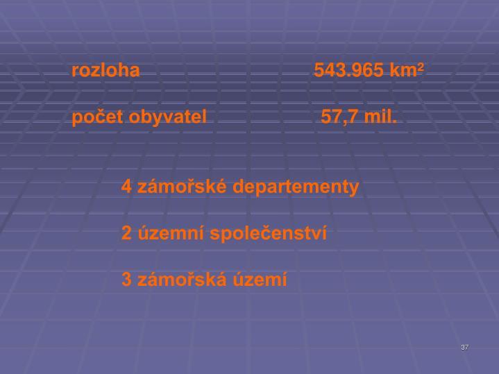 rozloha        543.965 km
