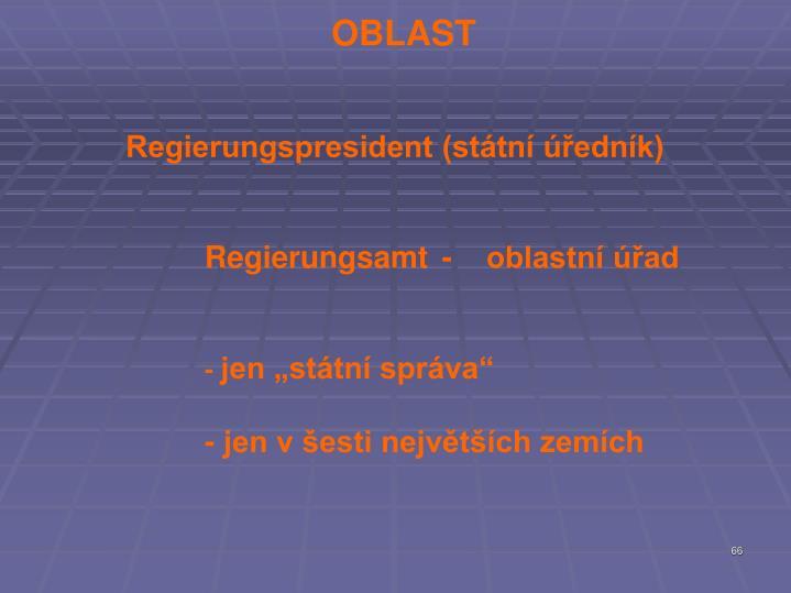 OBLAST